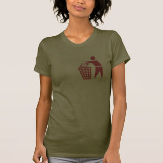 I trash IE6 Tshirts