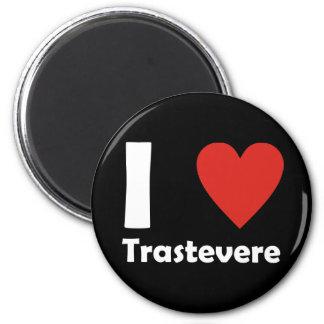 I Trastevere love Imán Redondo 5 Cm