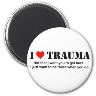 I ♥ Trauma Magnet