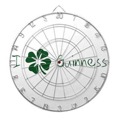 I trébol Guinness