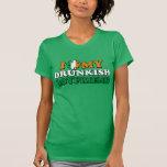 I trébol mi novio de Drunkish Camiseta