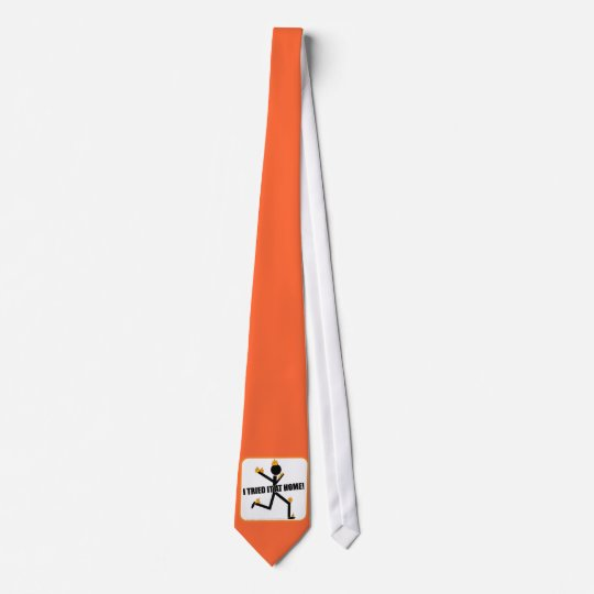 I Tried It At Home Funny Stunts Neck Tie