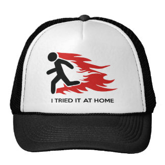 I Tried It At Home Trucker Hat