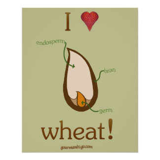 ¡I trigo del corazón! Poster