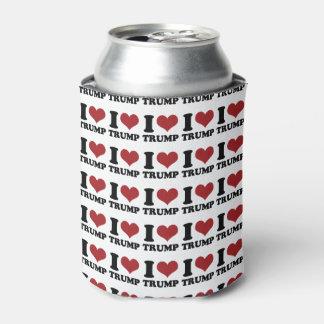 I triunfo del corazón para el presidente enfriador de latas