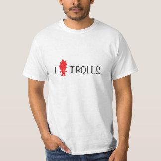 I ❤ Trolls T-Shirt