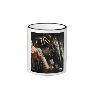 I Try collector mug black/white