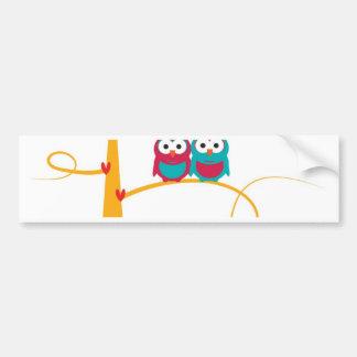 I Tweet You Bumper Sticker
