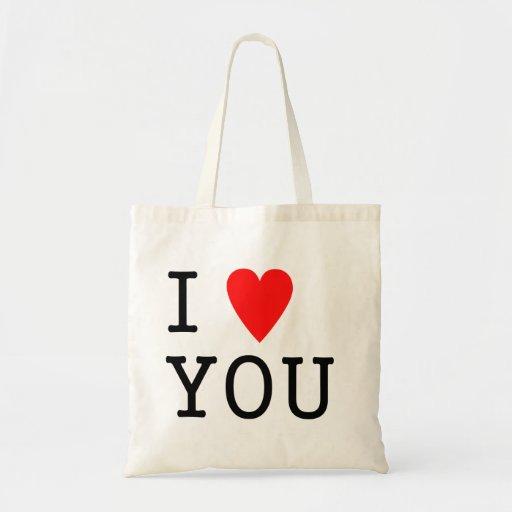 i♥u bolsas de mano