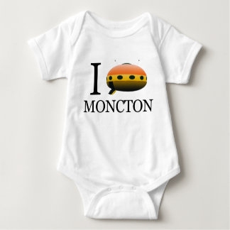 I UFO Moncton Onsie Baby Bodysuit