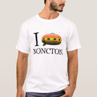 I UFO Moncton T-Shirt
