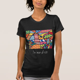 I use Art T Shirt