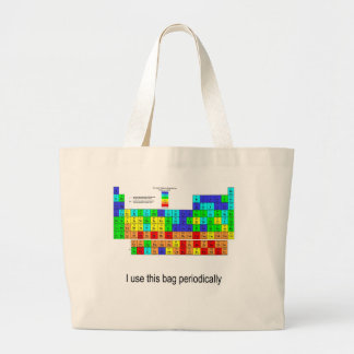 I use this bag periodically science