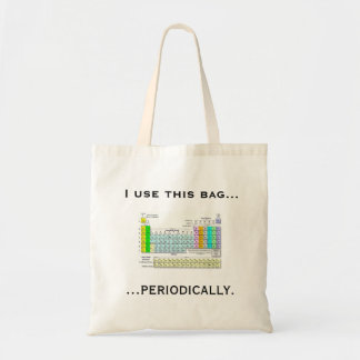 I Use This Bag Periodically Tote Bag