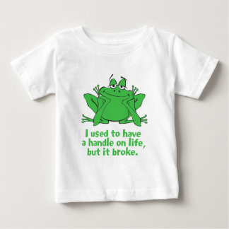 I Used to Have a Handle on Life Baby T-Shirt