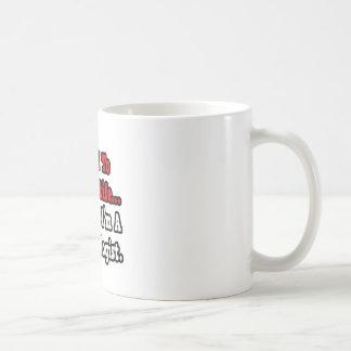 I Used to Have a Life...Microbiologist Coffee Mug