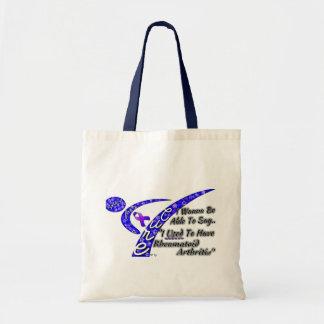 I USED To Have Rheumatoid Arthrits Tote Bag