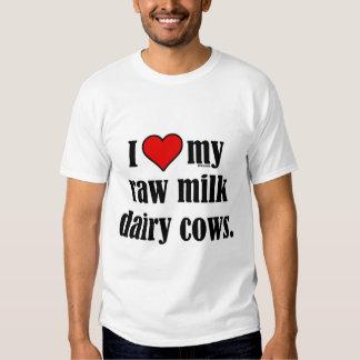 I vacas del corazón camisas