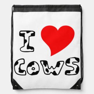I vacas del corazón mochilas