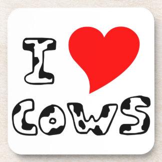 I vacas del corazón posavasos