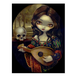 I Vampiri Il Liuto Postcard