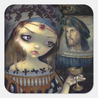 """""""I Vampiri: Lucrezia Borgia"""" Sticker"""