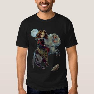 I Vampiri: Notte un caballo del vampiro de la Playera