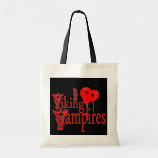 I vampiros de Viking del corazón Bolsas