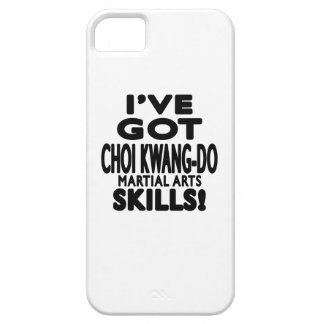 I ve Got Choi Kwang-Do Martial Art Skills Cover For iPhone 5/5S