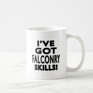 I ve Got Falconry Skills Coffee Mug
