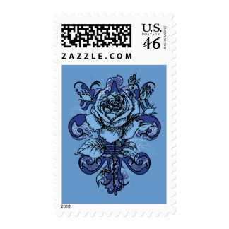 I ve Got the Blues Stamps