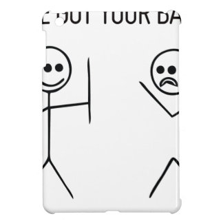I VE GOT YOUR, friends stick figures friendship.pn iPad Mini Covers