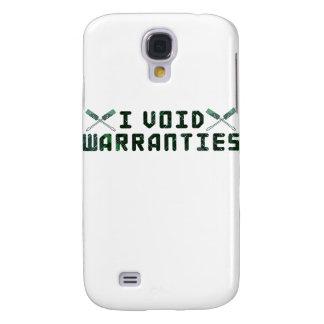 I Void Warranties Galaxy S4 Case
