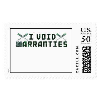 I Void Warranties Postage