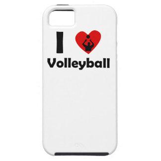 I voleibol del corazón iPhone 5 cobertura
