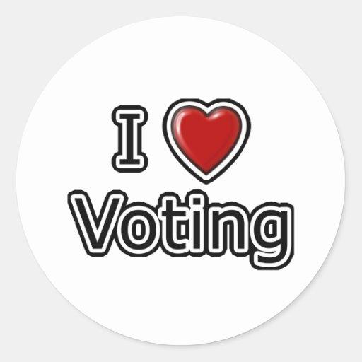 I votación del corazón