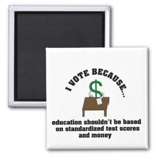 I vote education magnet