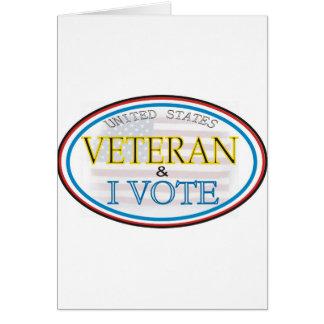I VOTE.JPG GREETING CARDS