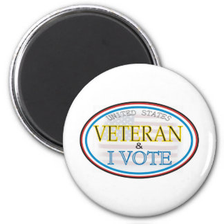 I VOTE.JPG 2 INCH ROUND MAGNET