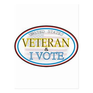 I VOTE.JPG POSTCARD