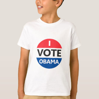 I Vote Obama T-Shirt
