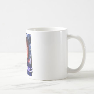 I Vote Sharron Angle Coffee Mug