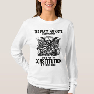 I Vote The Constitution T-Shirt