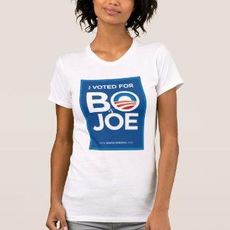 I Voted For Bo & Joe T-Shirt