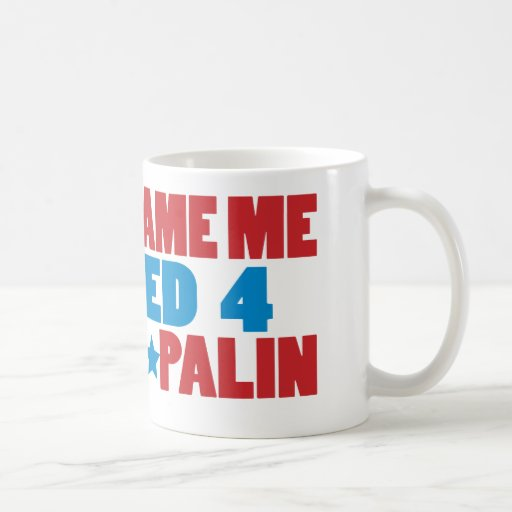 I Voted for McCain Palin Mugs