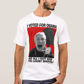 I voted for Obama T-Shirt