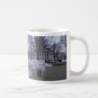 I Voted for Walker & I'm Sorry!  Coffee Mug
