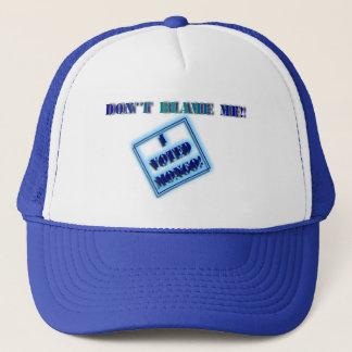 I Voted Mongo Trucker Hat