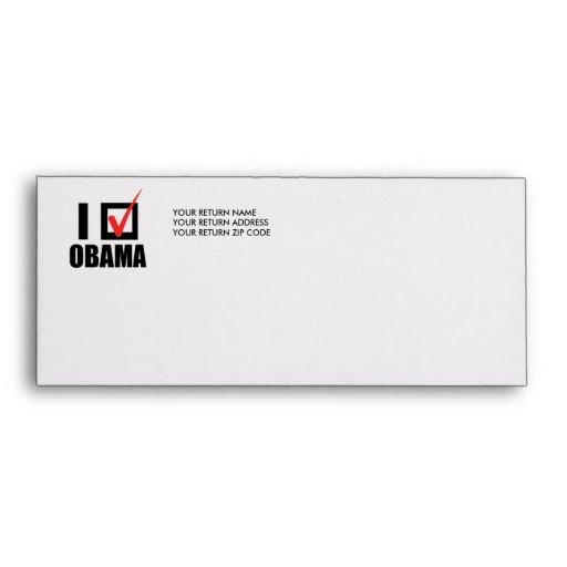 I VOTED OBAMA BW -.png Envelope
