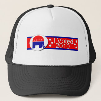 I voted Republican in 2010! Trucker Hat
